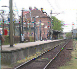 Image of Ede Centrum railway station decoded from The Mighty KBC