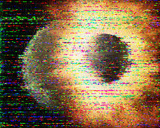 Image decoded from VOA Radiogram